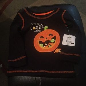Other - Halloween long sleeve shirt